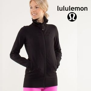 Lululemon In Stride Jacket Black First Release 6